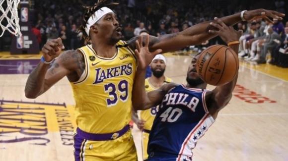 NBA, 3 marzo 2020: i Lakers devastano i 76ers, i Clippers vincono sul parquet dei Thunder
