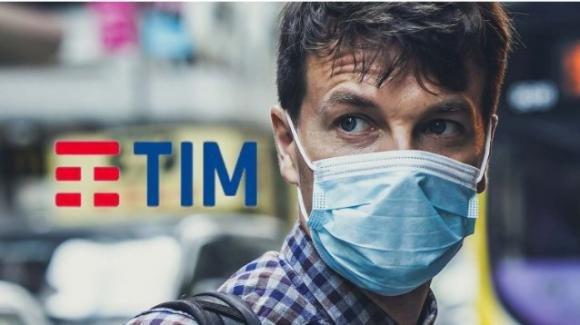 Coronavirus: TIM regala giga o minuti illimitati a tutti i clienti residenti nelle zone rosse