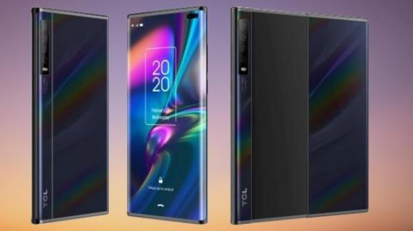 Smartphone pieghevoli: ecco le rivoluzionarie soluzioni di TCL