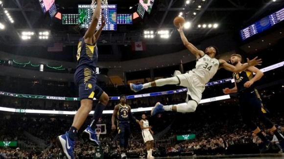 NBA, 4 marzo 2020: Milwaukee Bucks fortissimi contro gli Indiana Pacers, Miami ferma Orlando