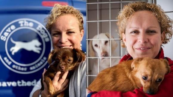 Sara Turetta, presidente di un'associazione per animali, in isolamento in una clinica veterinaria