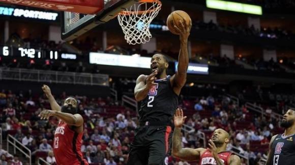 NBA, 5 marzo 2020: i Clippers abbattono in trasferta i Rockets, i Raptors stracciano i Warriors