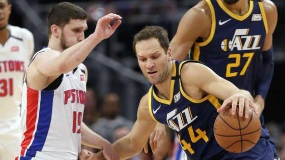 NBA, 7 marzo 2020: i Jazz firmano la vittoria in casa dei Pistons, i Cavaliers battono i Nuggets