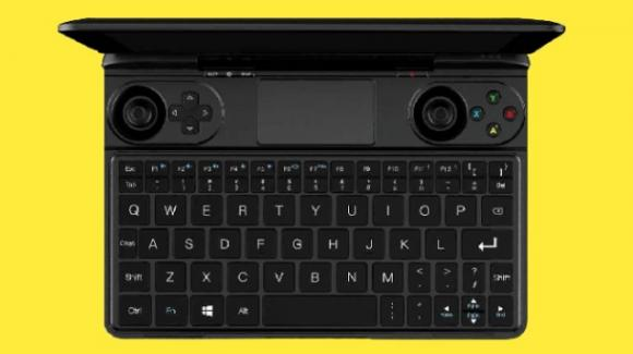 GDP Win Max: in arrivo il netbook Windows che fa da consolle portable