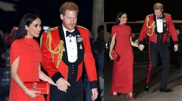 Harry e Meghan trionfano alla Royal Albert Hall