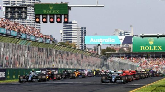F1: GP Australia 2020, orari weekend Sky e TV8 di diretta e differita