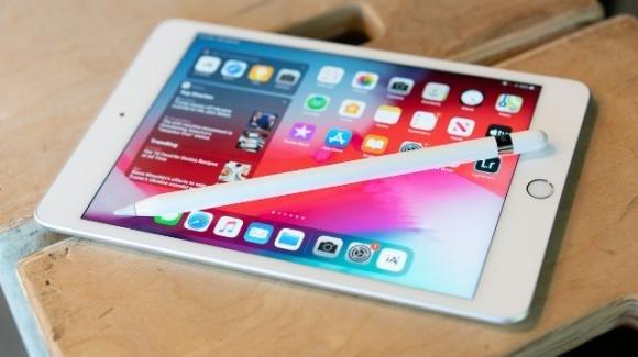 iPadOS 14 aggiunge, tra le altre cose, un miglioramento per il mouse e due possibili keyboard con trackpad integrato