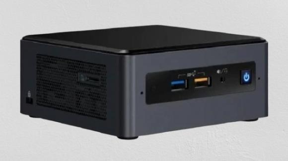 NUC Bean Canyon Lite: da Intel una nuova coppia di computer ultracompatti