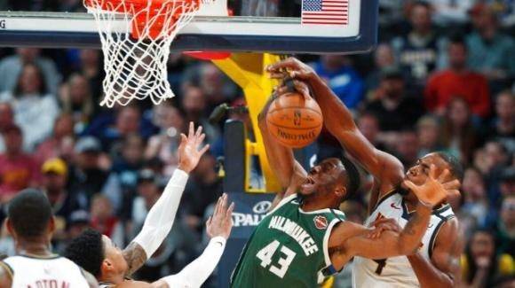 NBA, 9 marzo 2020: i Nuggets trionfano ed i Bucks cadono ancora, i Raptors e gli Hawks vincono