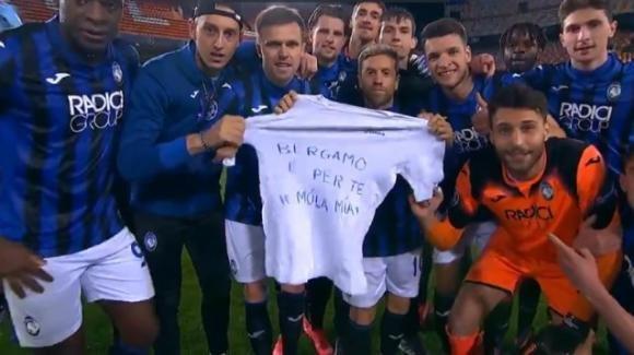 Champions League: super Ilicic, 4 gol al Valencia. L'Atalanta ai quarti di finale