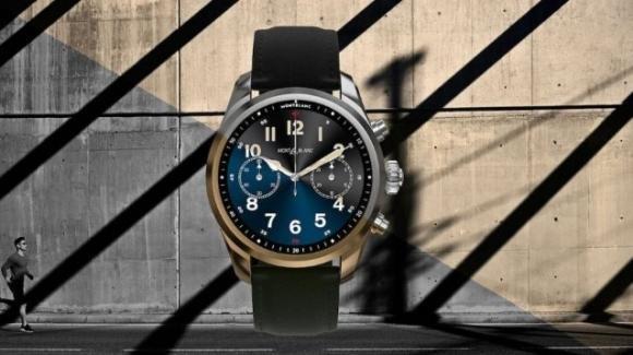 Da Montblanc il lusso tecnologico con un nuovo smartwatch e delle cuffie smart