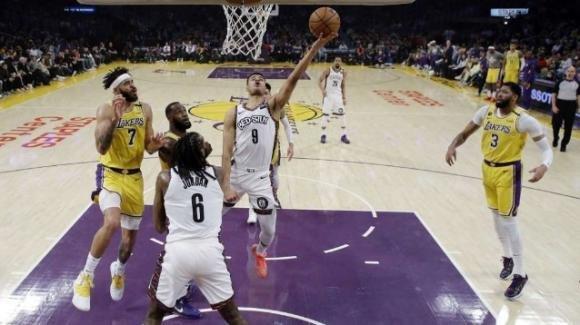NBA, 10 marzo 2020: i Nets si abbattono fuori casa sui Lakers, i Celtics sono ok sul parquet dei Pacers
