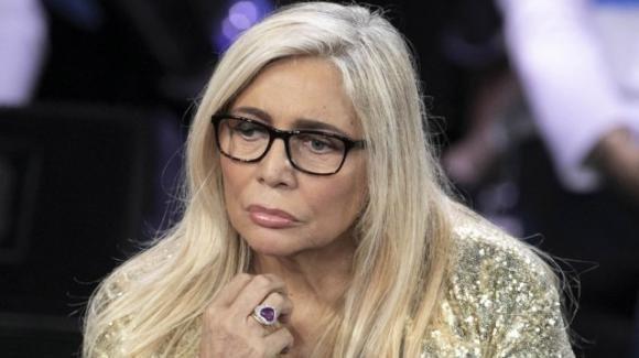 Mara Venier preoccupata per il marito a causa del Coronavirus