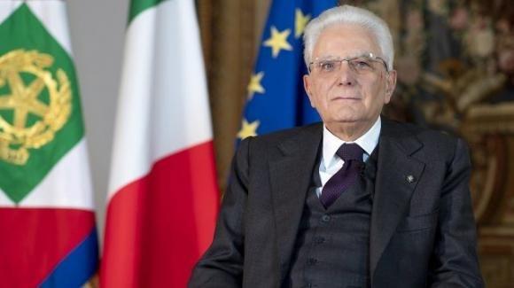 Sergio Mattarella invita l'Europa ad essere solidale con l'Italia