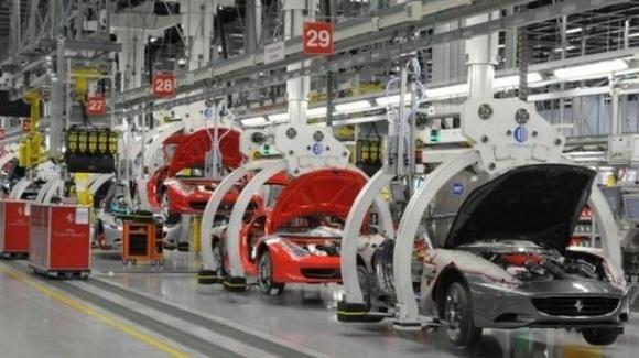 Coronavirus: la Ferrari ferma la produzione per 2 settimane