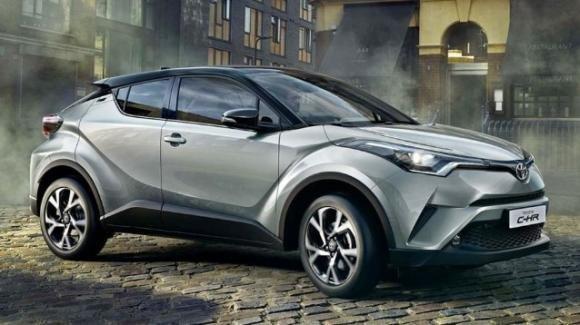 Toyota ha posticipato la presentazione dell'inedito B-Suv su base Yaris