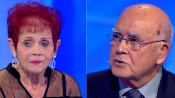 C'è posta per te, il primo amore non si scorda mai: Gilda dopo 65 anni rincontra Bruno