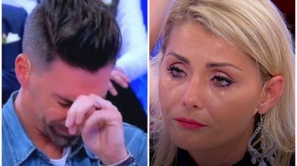U&D over, tra lacrime e commozione finisce la storia tra Marco e Carlotta