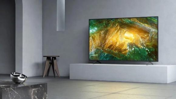 Ufficiali le smart TV XH81, XH80 e X70 di Sony col 4K HDR
