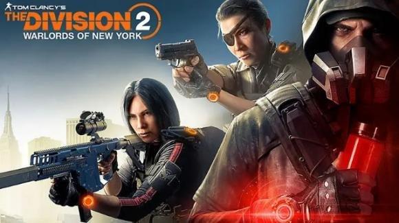 """""""The Division 2: Warlords of New York"""", caccia all'uomo nella Grande Mela con tanta azione"""