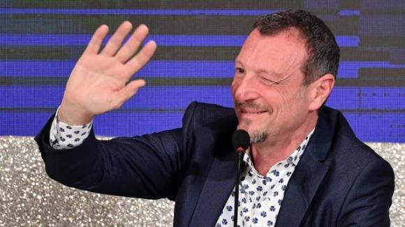 """Amadeus parla del bis a Sanremo: """"Solo se ci saranno anche Fiorello e Jovanotti"""""""