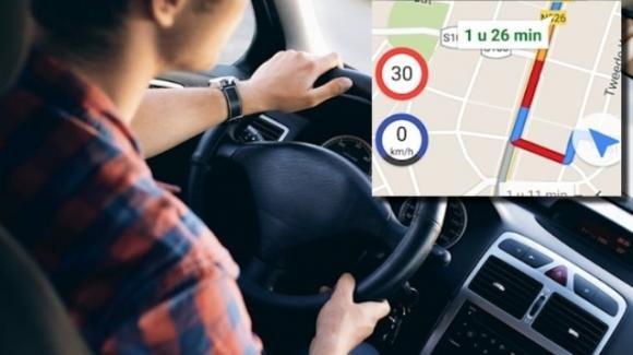 Google Maps: la segnalazione dei limiti di velocità sbarca anche in Italia