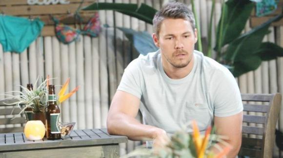 Beautiful, anticipazioni americane: Liam dopo aver sentito parlare Flo e Thomas indaga sull'adozione di Phoebe