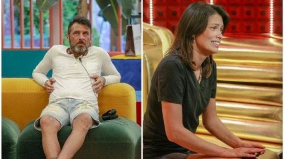 """GF Vip, il marito di Fernanda Lessa attacca Sossio Aruta: """"È un troglodita"""". Ursula Bennardo prende le sue difese"""