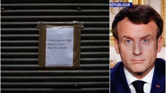 Anche la Francia adotta le misure restrittive dell'Italia