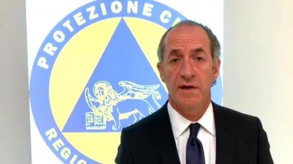 Coronavirus, Veneto: Zaia vieta qualsiasi passeggiata