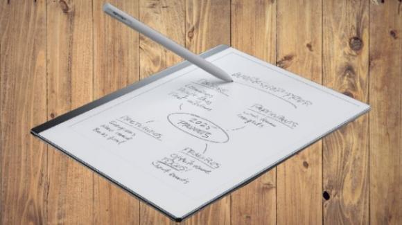 reMarkable 2: ufficiale il paper tablet, per gli scrittori 2.0, che simula la carta