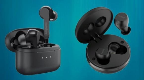 Liberty Air X TWS vs Noise Shots Groove: auricolari true wireless da Soundcore e Noise