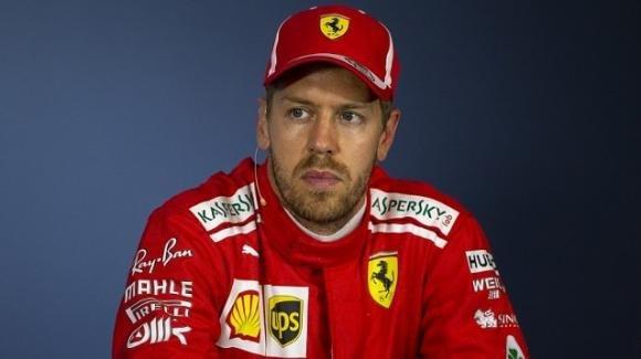 """Sebastian Vettel sulla possibilità di cambiare team a fine anno: """"Anche un altro tedesco è andato altrove"""""""