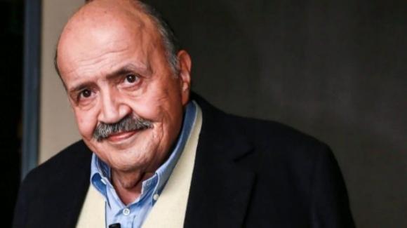 Maurizio Costanzo, contrario alla chiusura di alcuni programmi televisivi per il Coronavirus