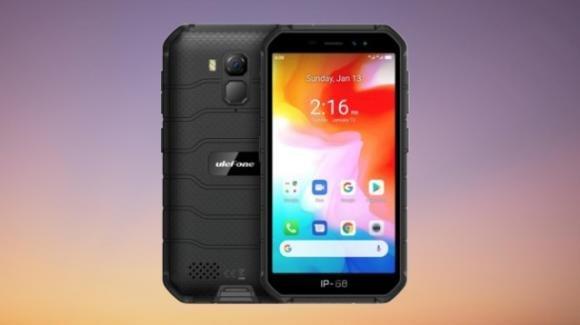 Ulefone X7: ufficiale lo smartphone rugged low cost