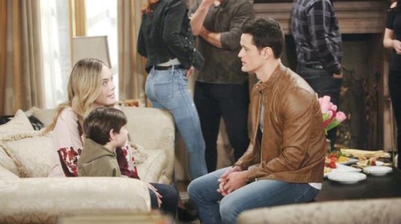 Beautiful, anticipazioni puntata 20 marzo 2020: Douglas ha bisogno d'aiuto, la confessione di Thomas