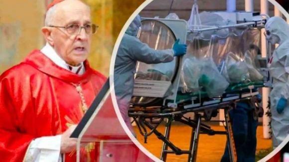 Coronavirus dal Vaticano: Indulgenza Plenaria per i malati e per chi li assiste