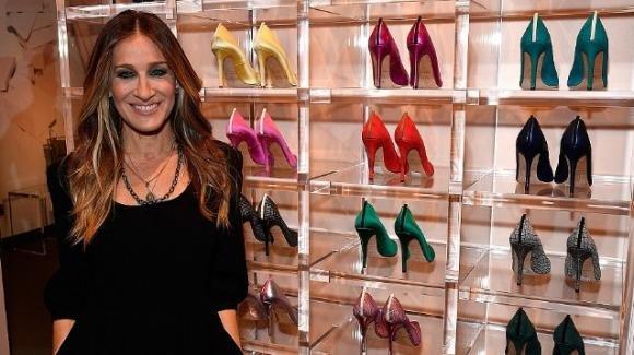 Sarah Jessica Parker aprirà il suo primo negozio di scarpe