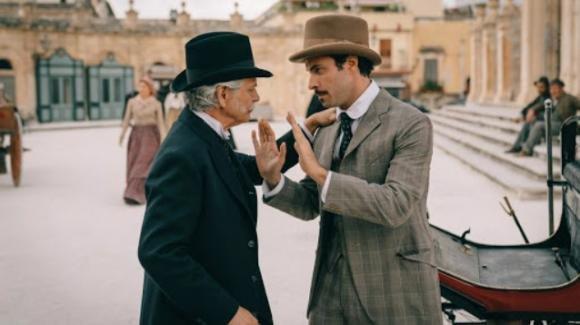 """""""La concessione del telefono"""", il film tratto dal romanzo del grande Andrea Camilleri in arrivo su Rai 1"""