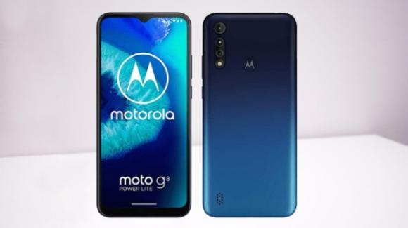 Moto G8 Power Lite: ufficialmente anticipato il nuovo entry level di Motorola