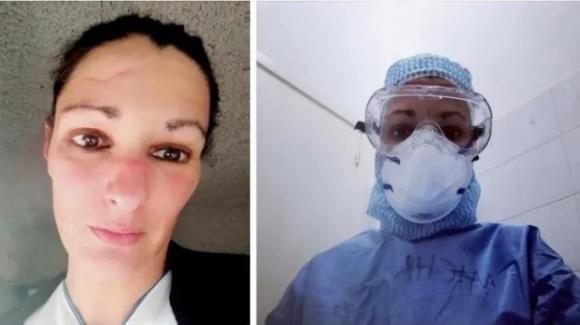 Coronavirus, lettera-appello di un'infermiera al premier Conte sul bonus di 100 euro