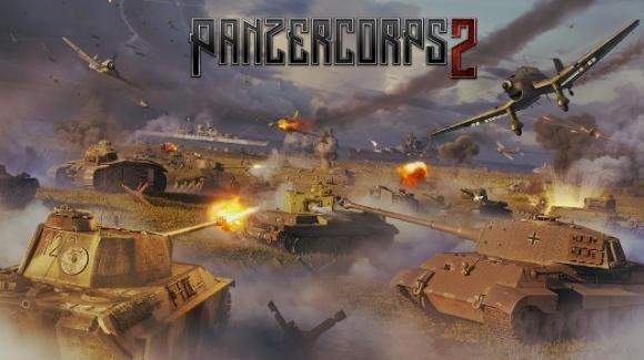 """""""Panzer Corps 2"""": strategico a turni di grande livello tecnico e di contenuti"""