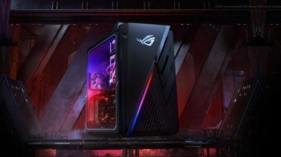 ROG Strix GA35-G35DX: da Asus il pc desktop per gaming senza compromessi