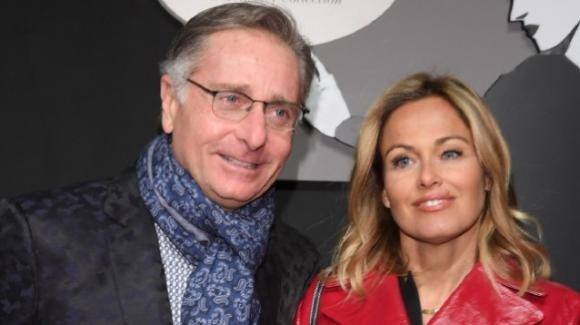 Sonia Bruganelli e Paolo Bonolis, polemiche durante l'isolamento in casa