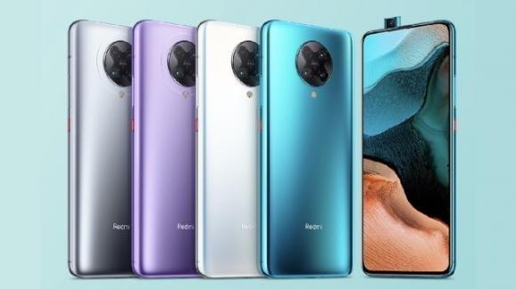 Redmi K30 Pro standard e Zoom Edition: top gamma accessibile con 5G