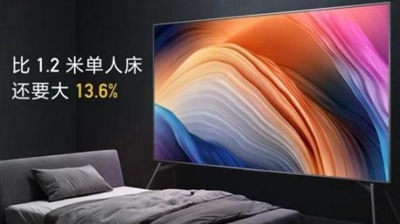 Redmi: ufficiale una maxi TV smart ed il primo smart display del brand