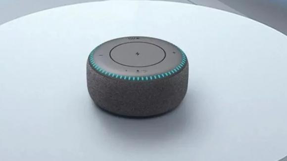 ZMI Bluetooth Speaker: smart speaker con carica Qi patrocinato da Xiaomi