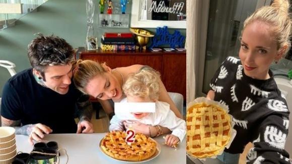 Ferragnez: festa di compleanno in quarantena per il piccolo Leone