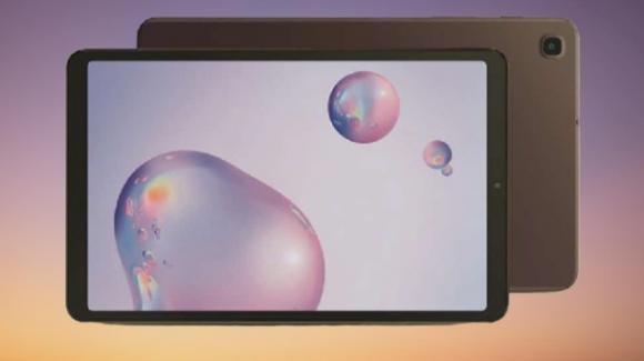 Galaxy Tab A 8.4: da Samsung il tablet low cost con 4G (e troppi compromessi)