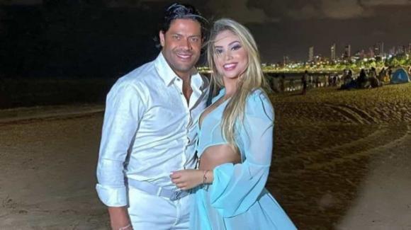 Hulk si sposa con Camila, nipote della sua ex moglie